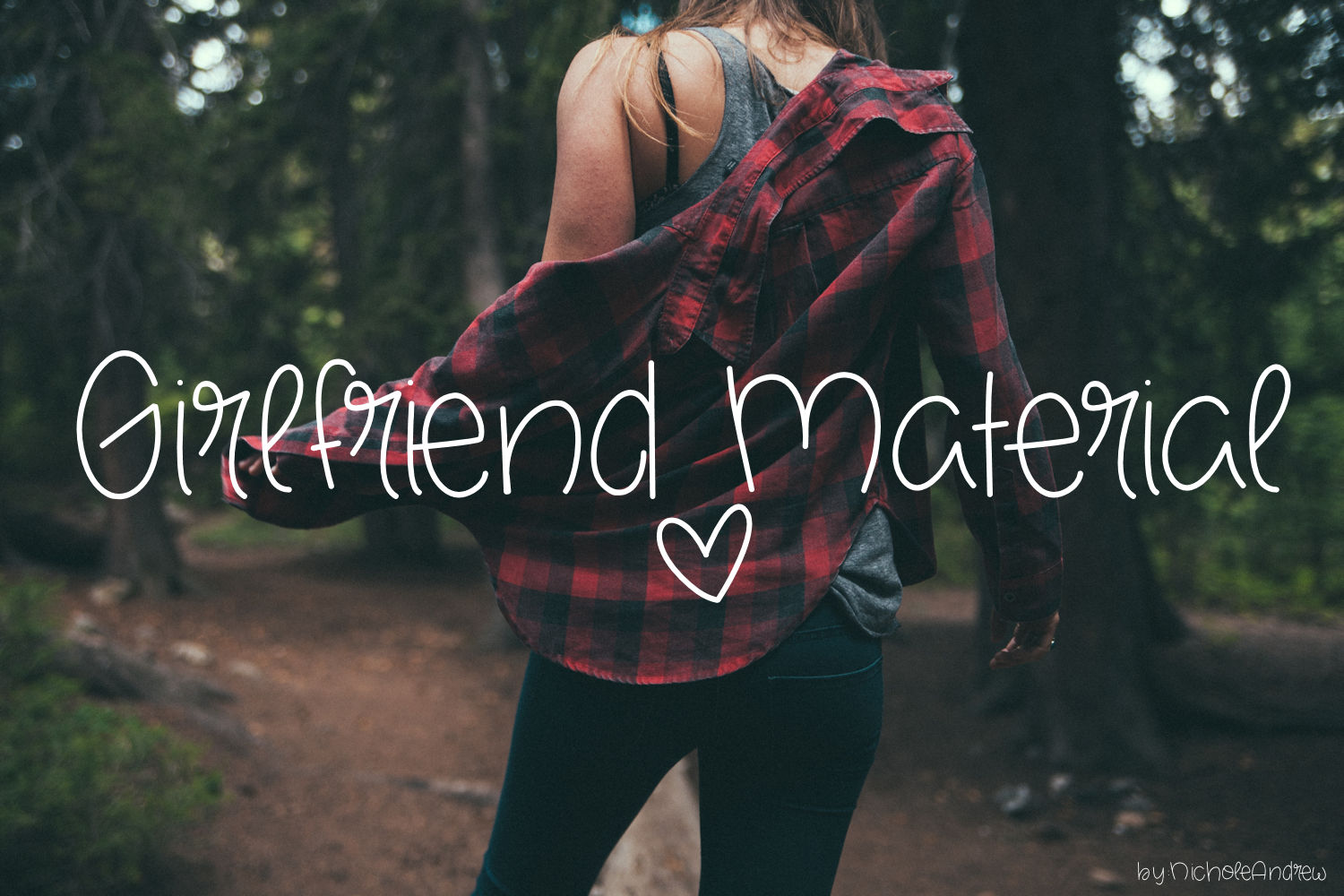 Handwritten Font Pack Featuring 6 Fun Fonts example image 6