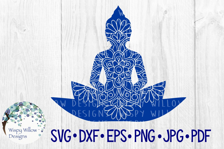 62 File Mega Floral Mandala Animal/Figure SVG Bundle example image 5