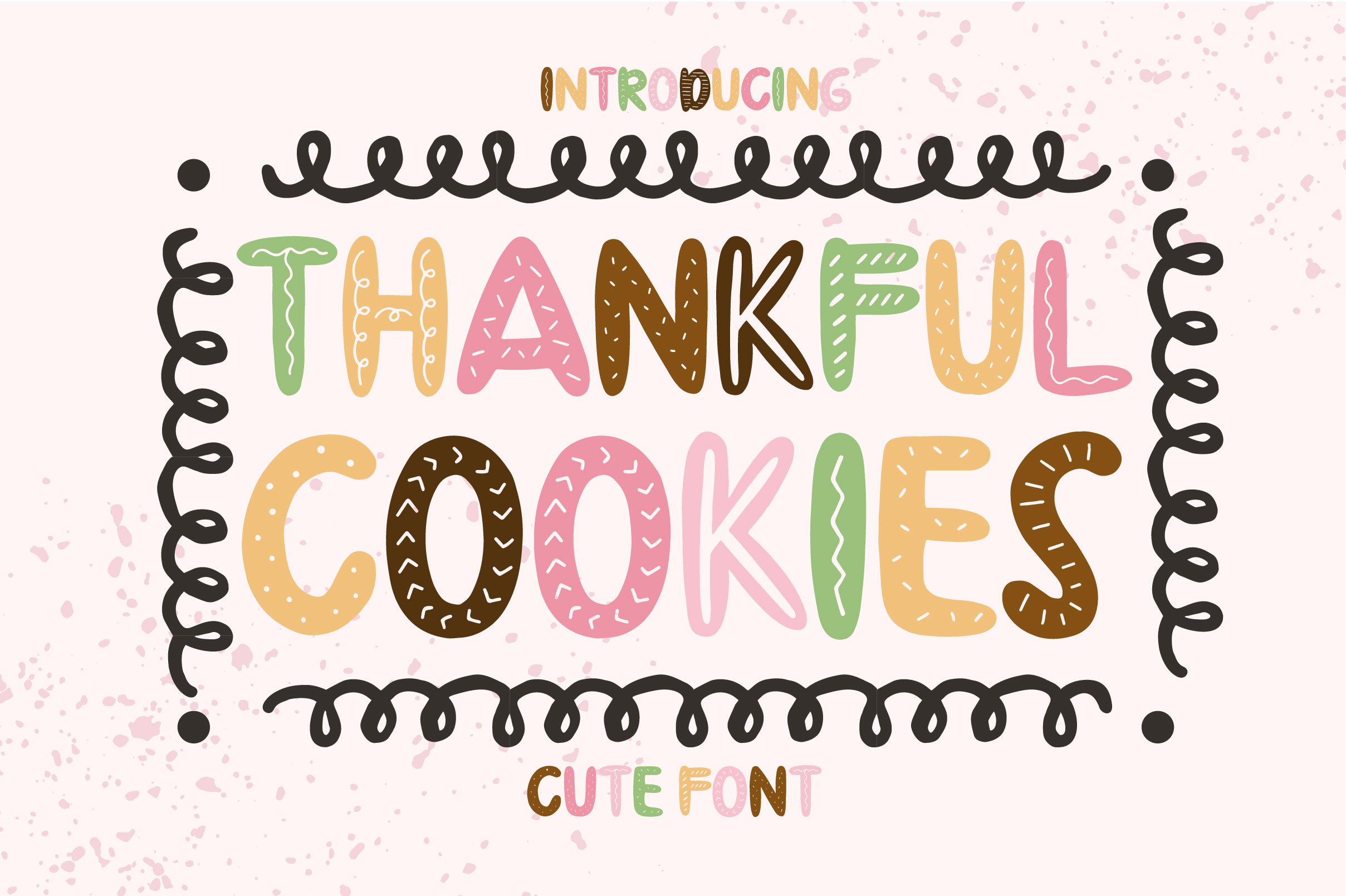Thankful Cookies example image 1