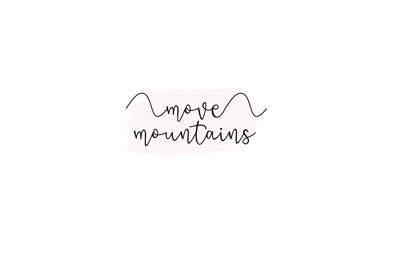 Grateful - Handwritten Script Font example image 13