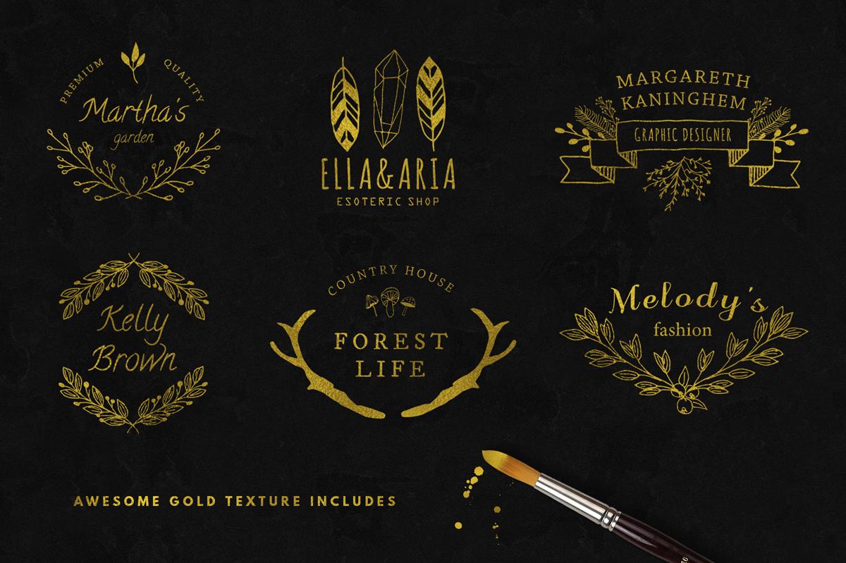 Mystical Forest DIY + Big Bonus example image 3