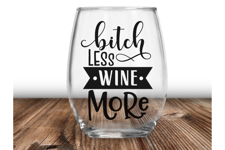 Wine Quotes Bundle Vol 2 - SVG, EPS, DXF, PNG example image 2