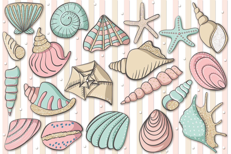 Sea Shells example image 2