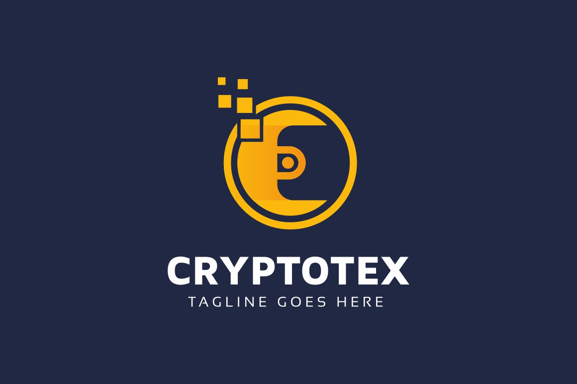 Crypto Currency Logo example image 2
