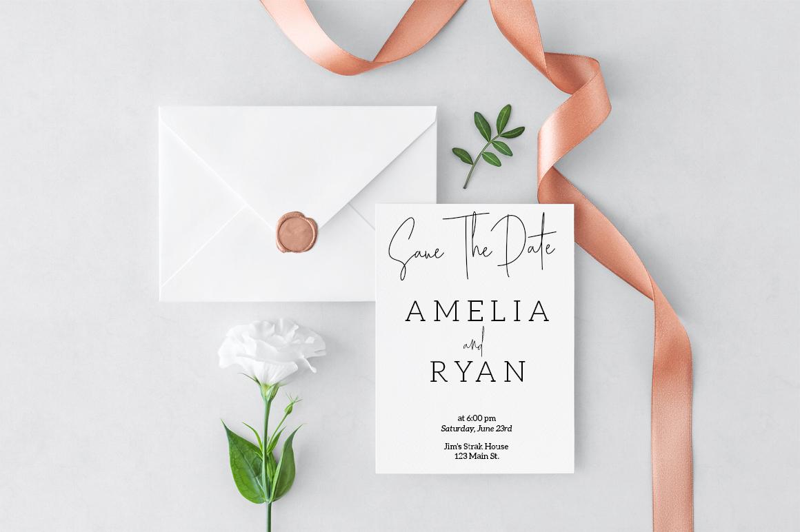Amelia Signature example image 8
