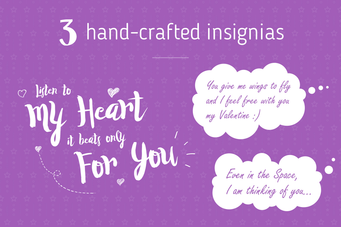 Dreaming Valentine greeting cards example image 3