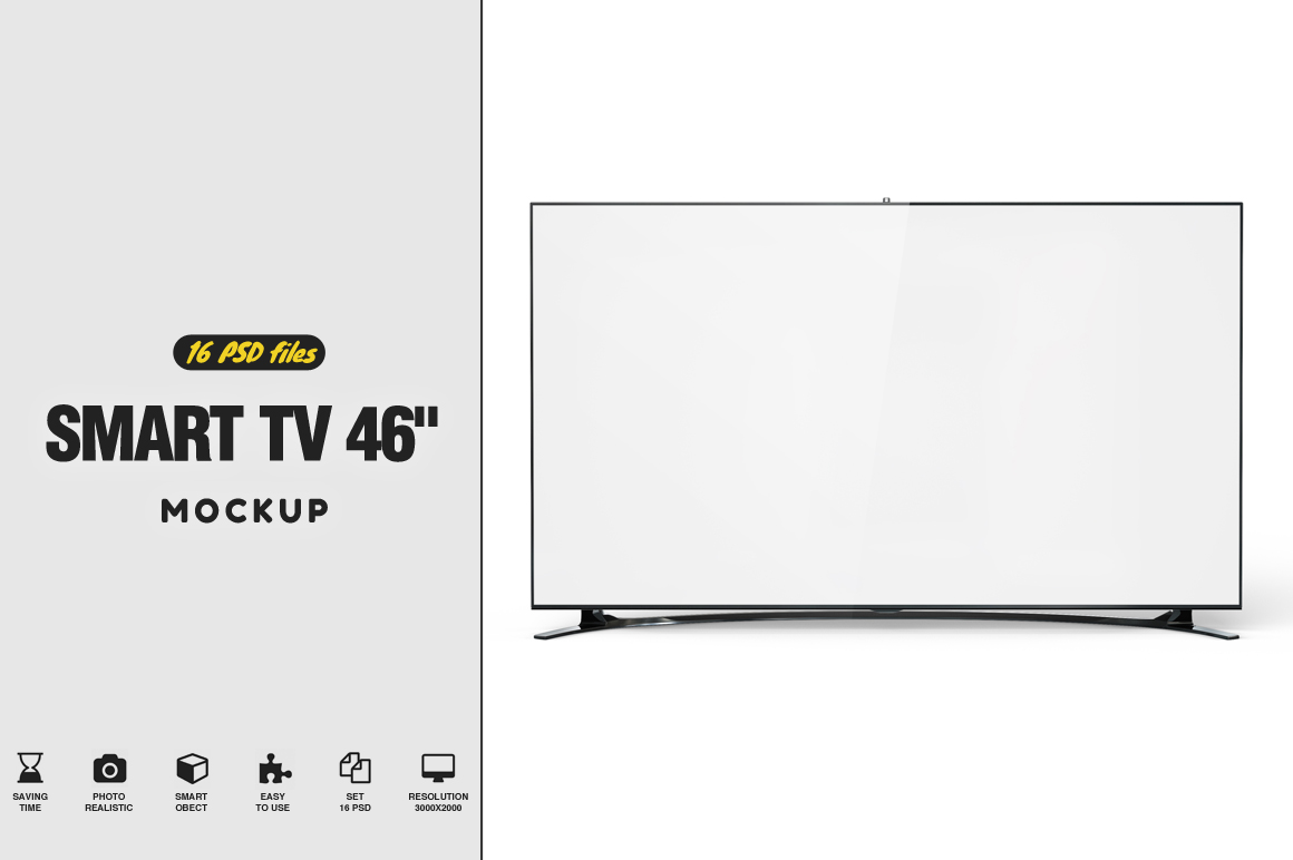 Smart TV 46 example image 1