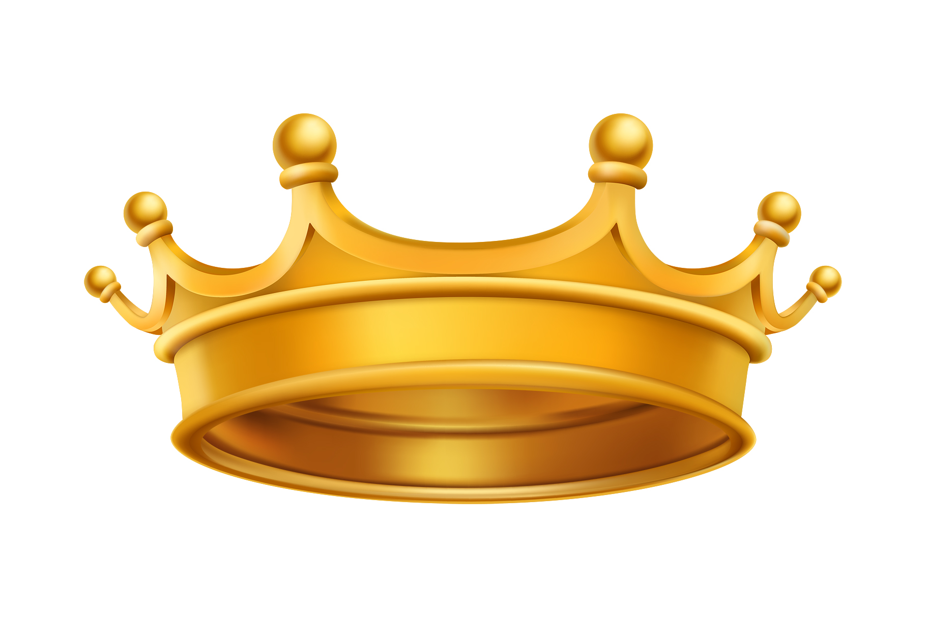 Heraldic set. Award. Royal crown, queen, king symbol, vector example image 7