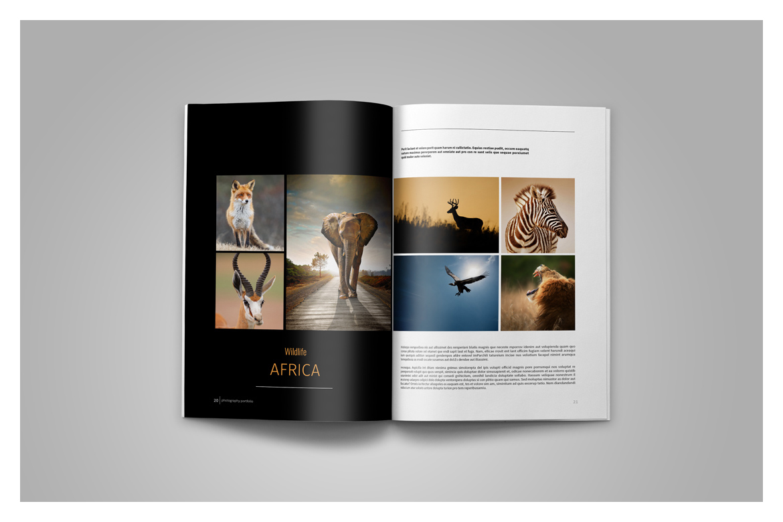Photography Portfolio Template example image 13