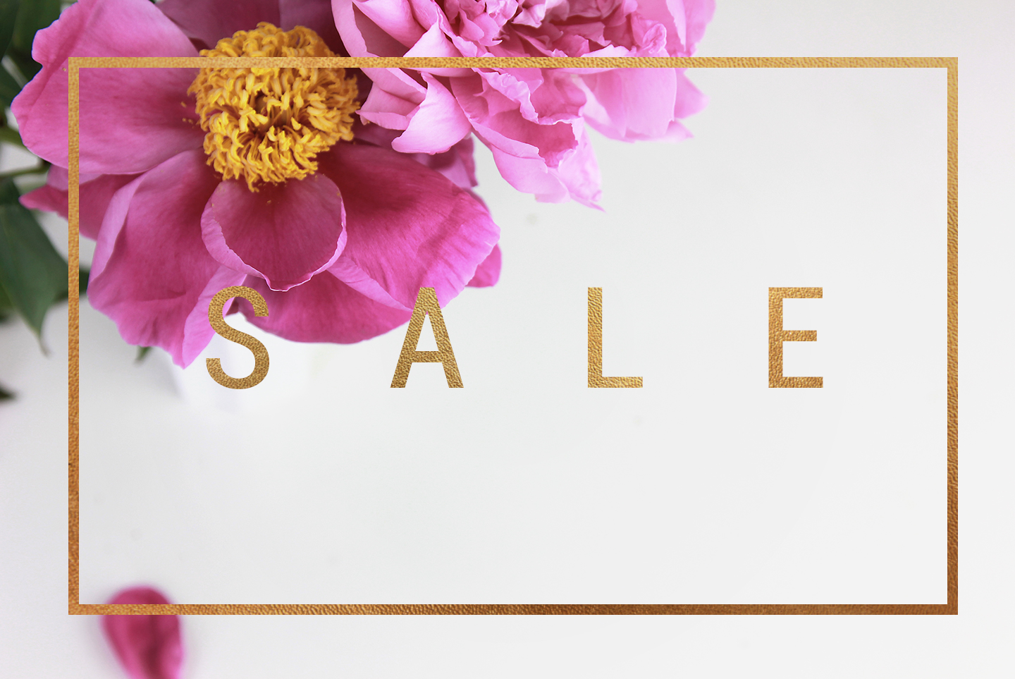 20 Styled stock pink peonies, floral images & mockups example image 6