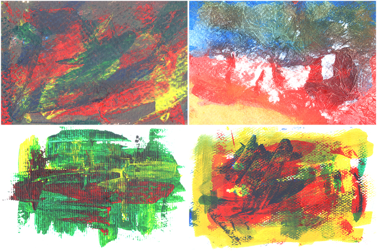 Abstract Acrylic Background example image 8