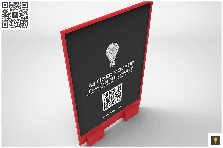 Flyer Display Mockup example image 7
