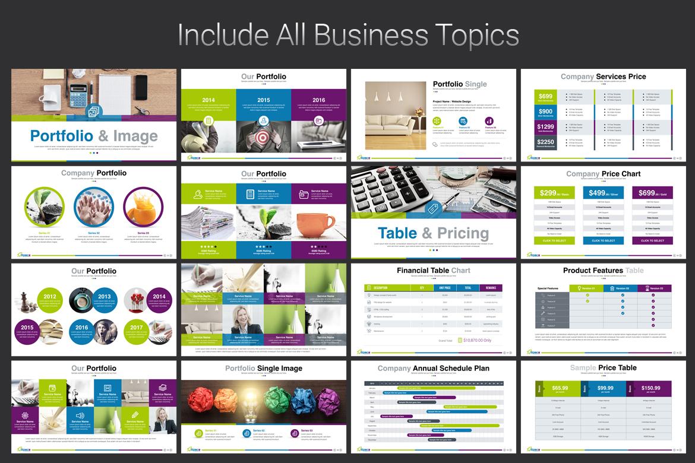 Startup Business KeynotePresentation example image 2