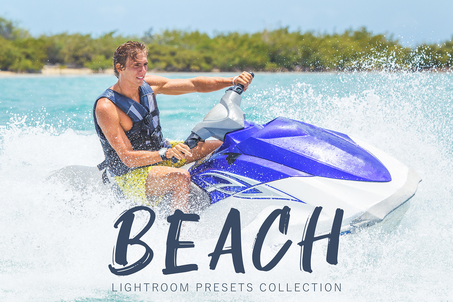 Beach Collection Lightroom Presets example image 1