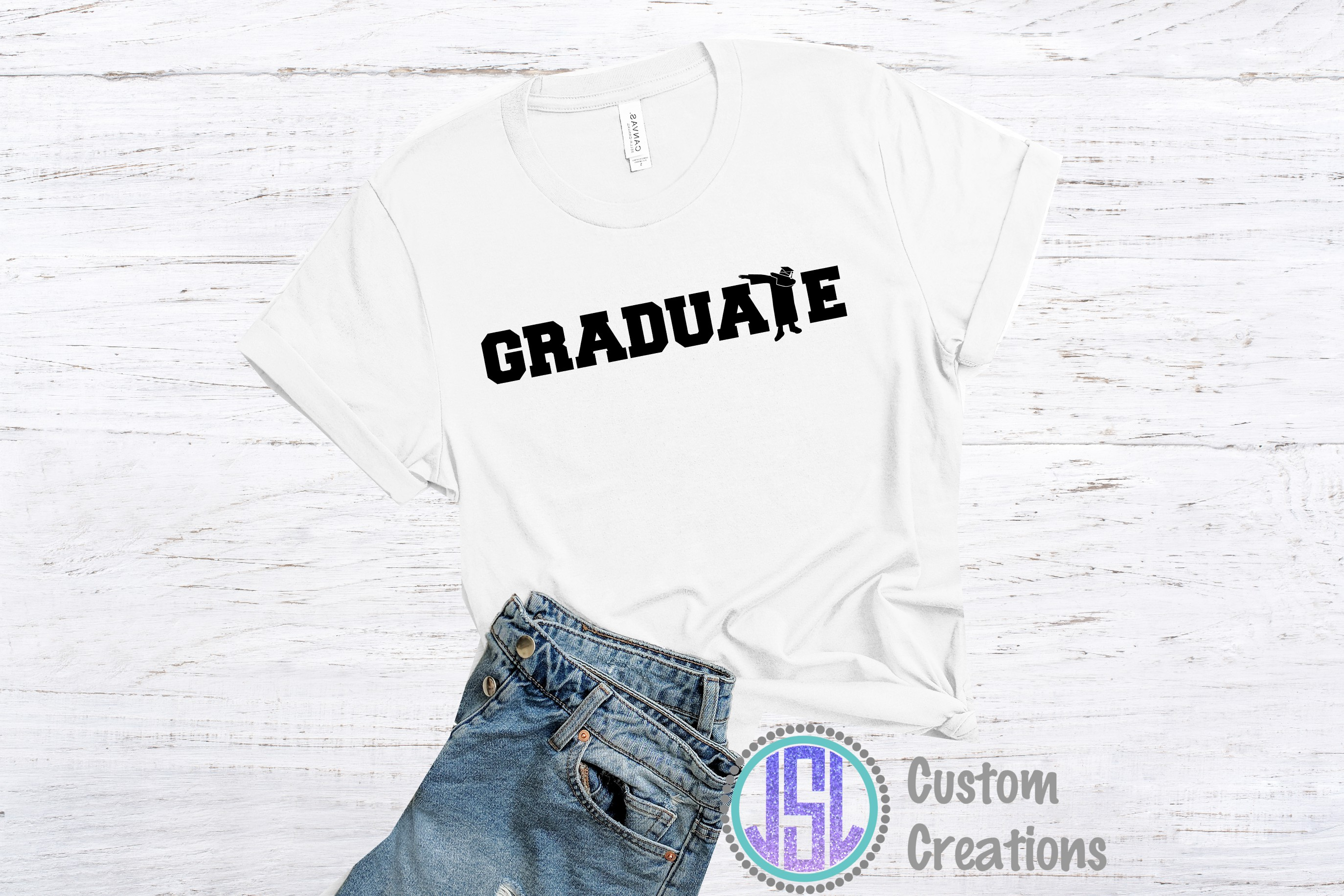 Class of 2019 Graduation| Bundle Set of 6 | SVG DXF EPS PNG example image 5