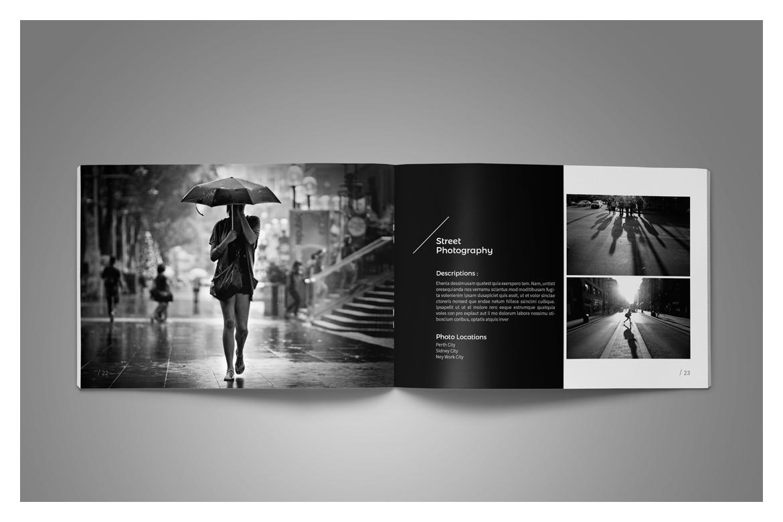Photography Portfolio Template example image 14