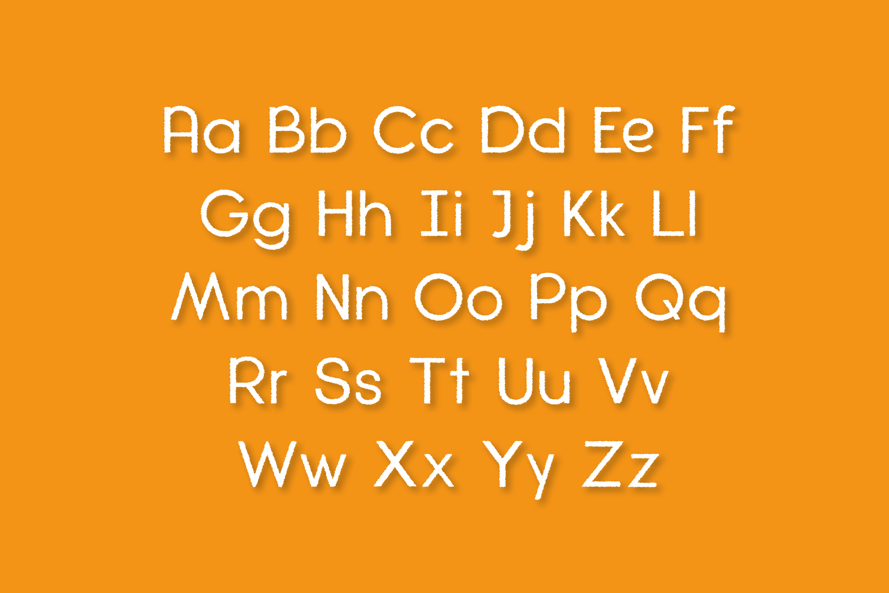 Diamanda Font Family Bundle includes 6 crafting fonts example image 11