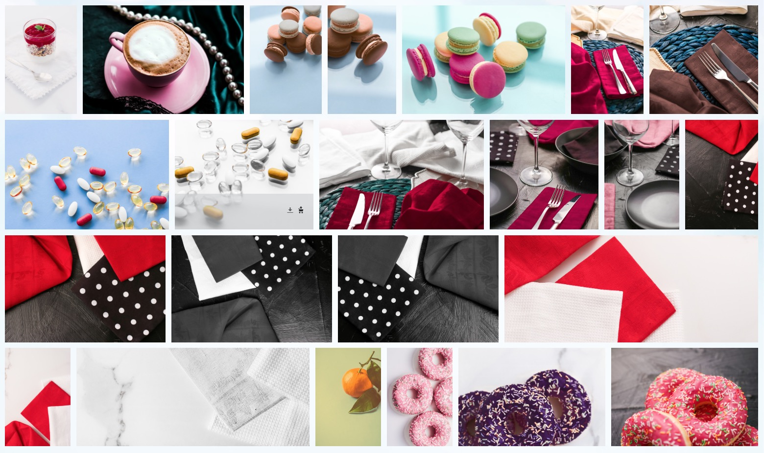 50 Images | Food & Drinks Stock Photo Bundle #1 example image 3