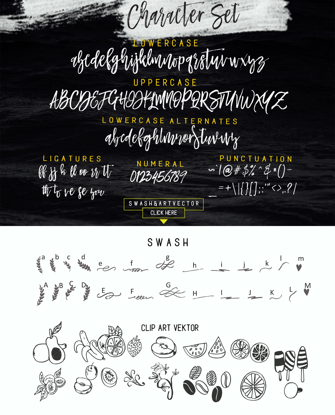 Mustache Script Font Trio & Swash example image 9