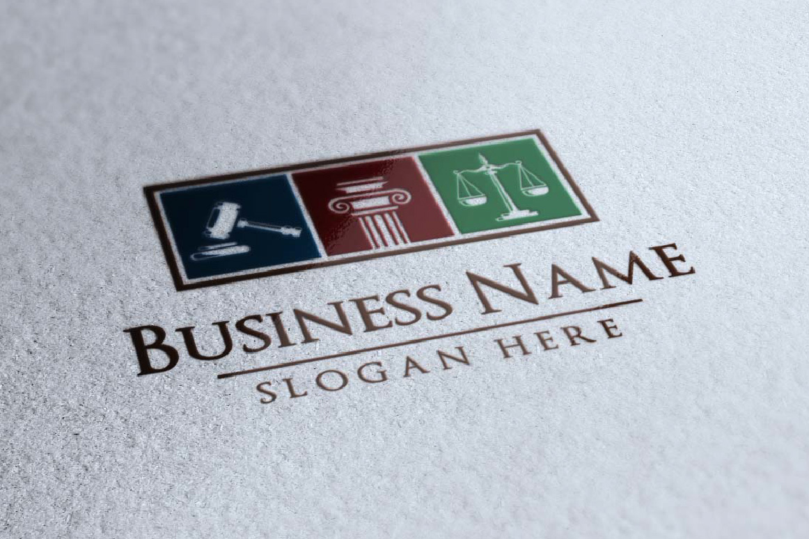 legal, law, lawyer, attorney, law office logo example image 9