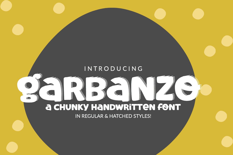 Font Bundle - Super Crafty Kids Cut Friendly Fonts example image 5