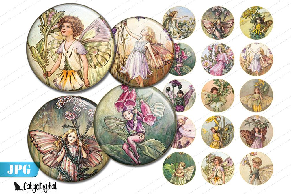 Flower Fairies 1
