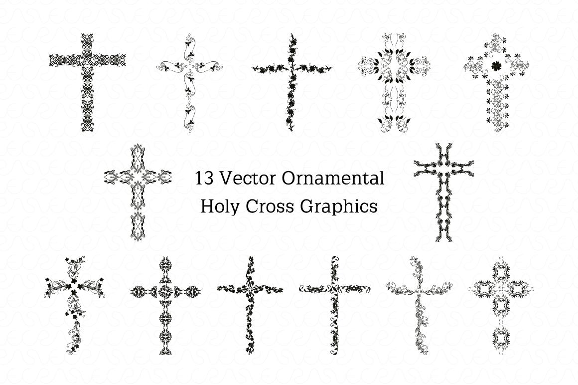 Christmas & New Year Bundle of Ornamental Mockups & Graphics example image 23