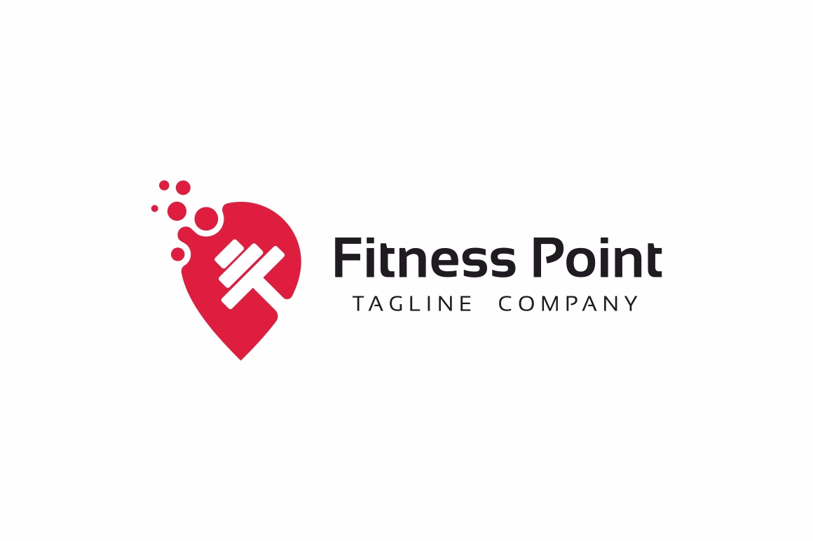 Fitness Point Logo example image 3
