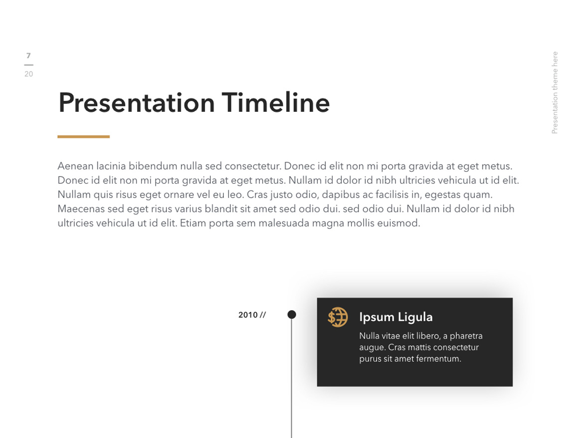 In Power Keynote Template example image 8