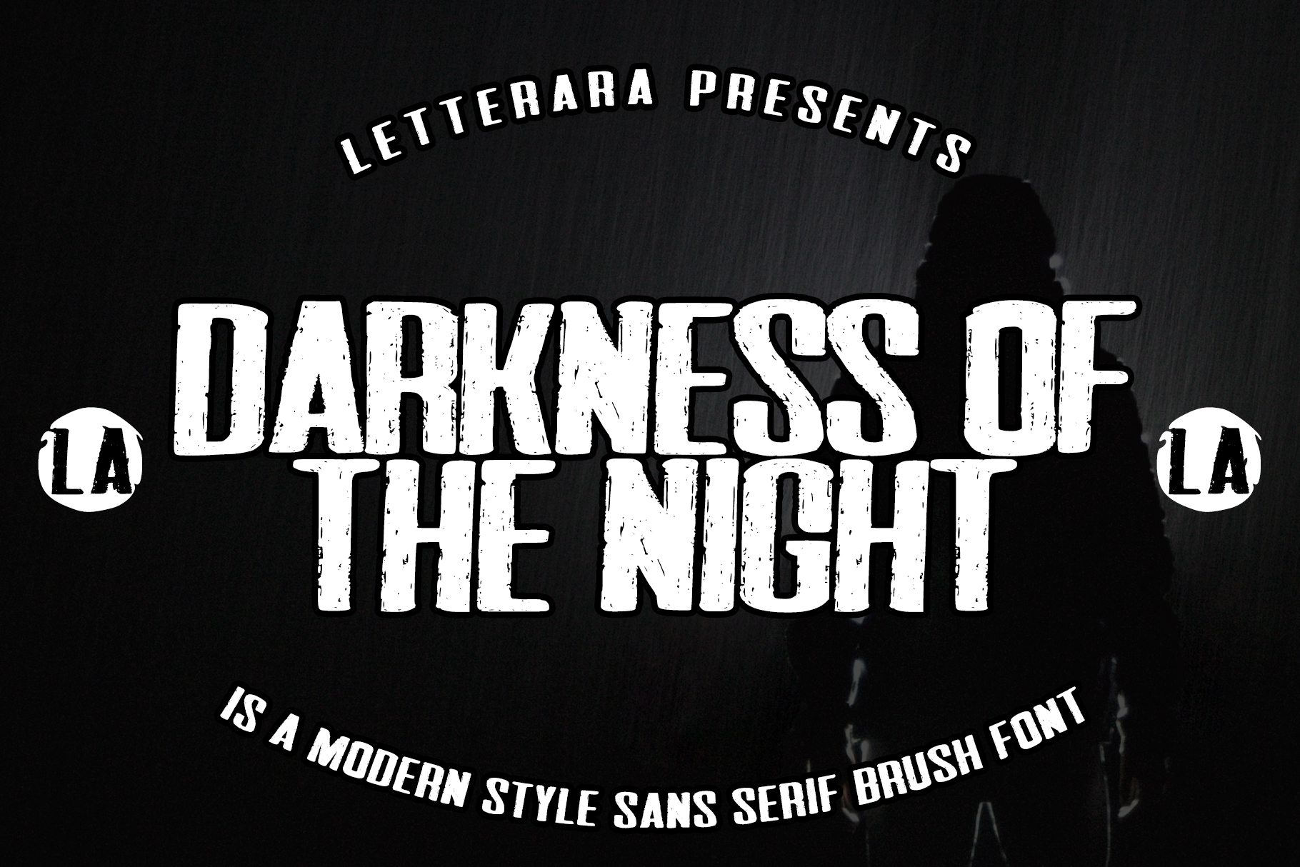 Darkness Of The Night example image 1