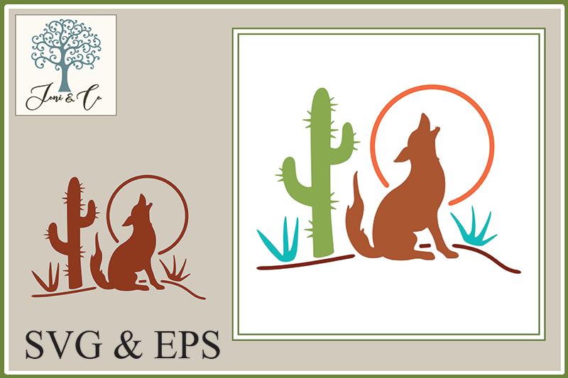 Southwest Coyote example image 1