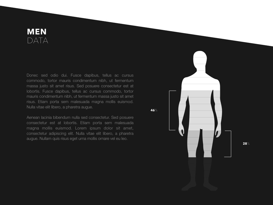 Fashion Edge PowerPoint Template example image 13