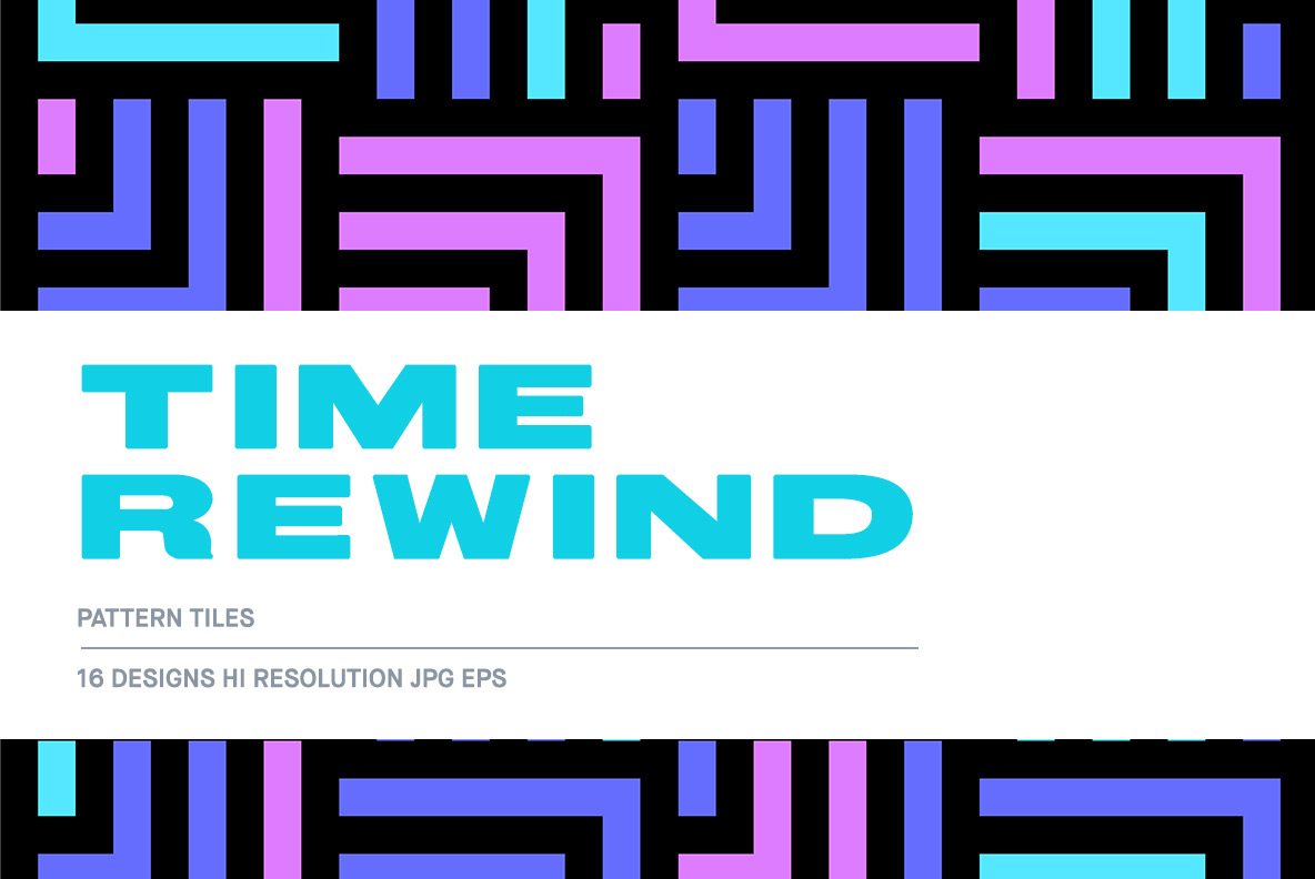 Time Rewind Patterns example image 1