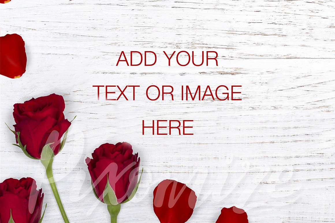 Valentines Styled Stock Photo example image 1