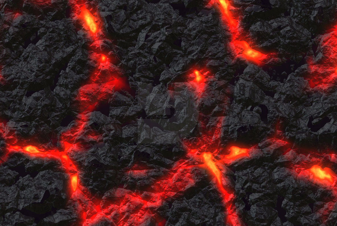 Fire and lava textures example image 13