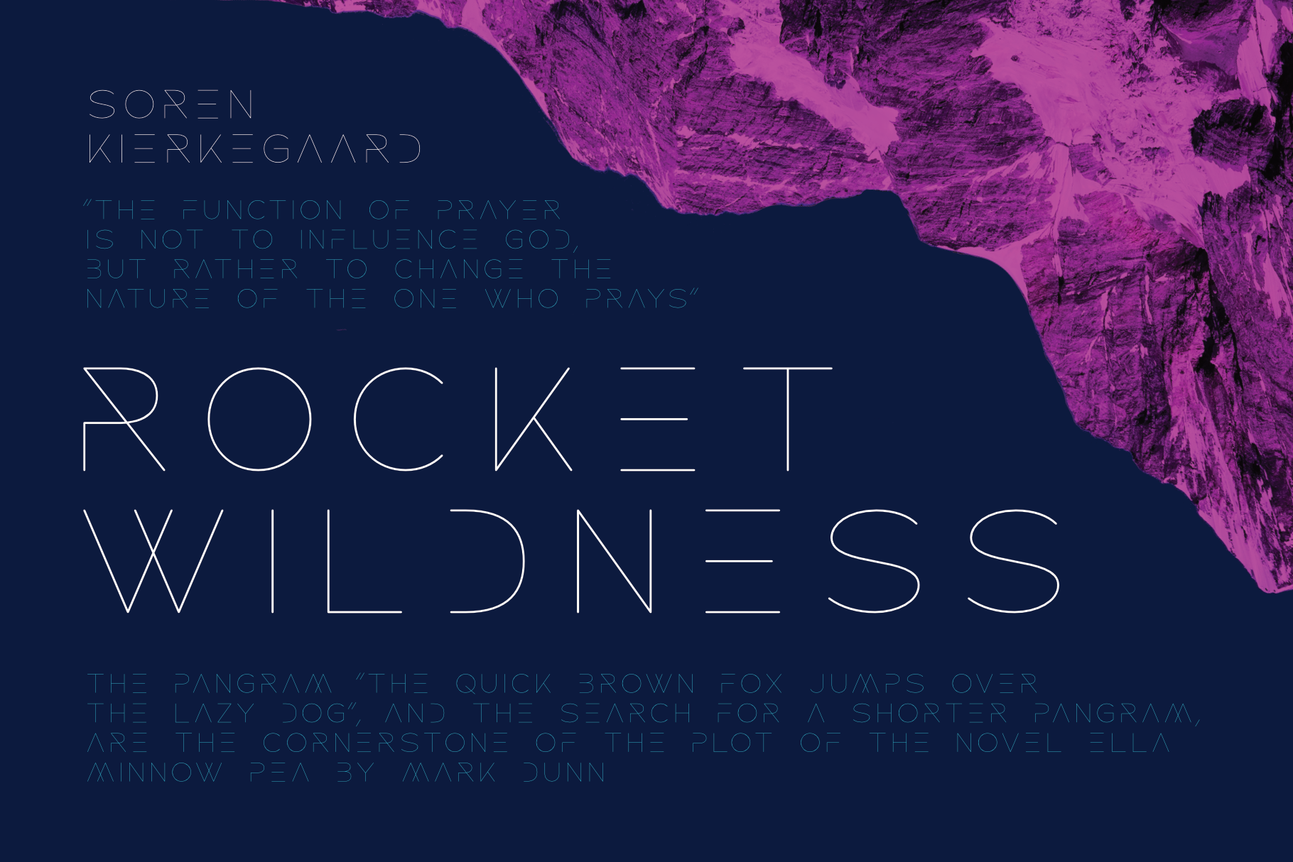 ROCKET WILDNESS example image 1