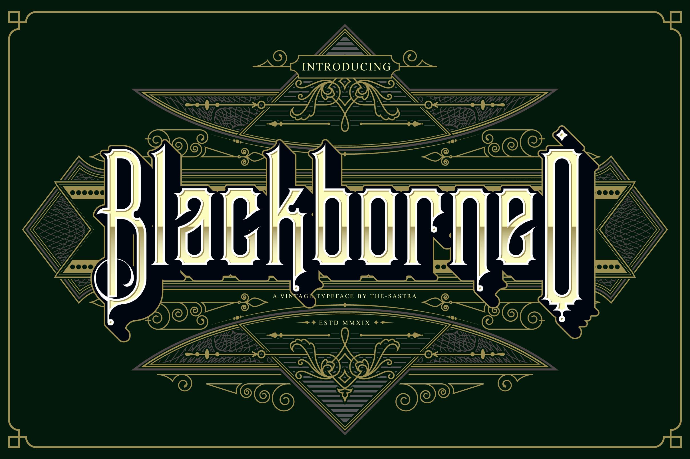 Blackborneo example image 1