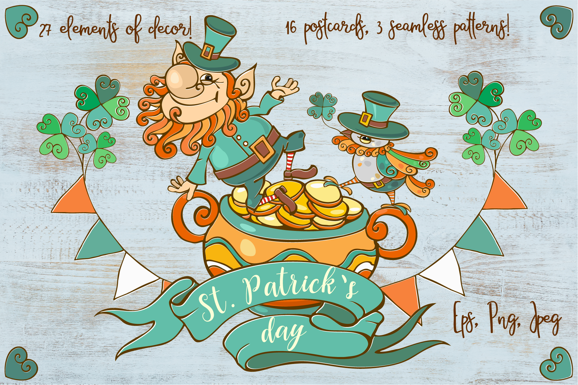 St. Patrick's day! example image 1