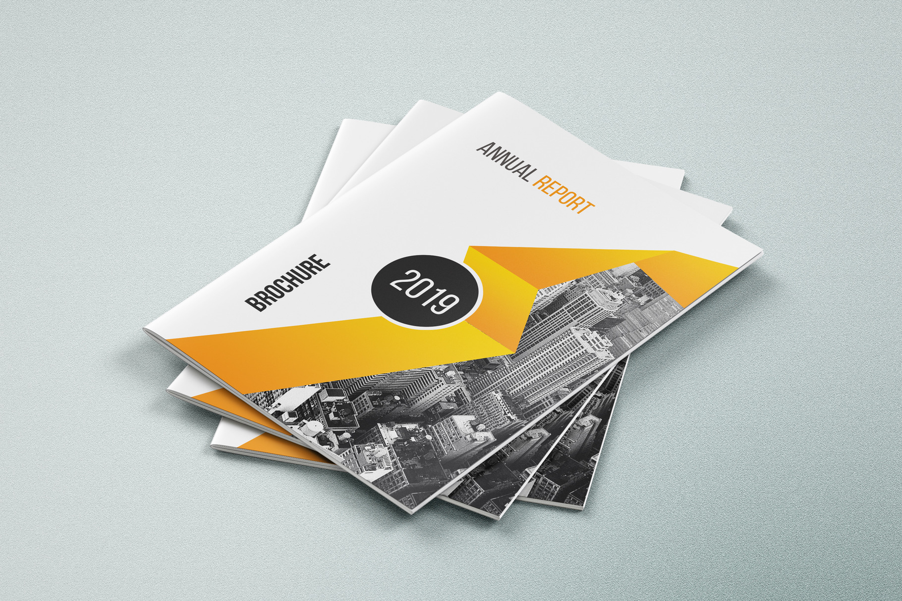 Business Brochure Template 03 example image 4
