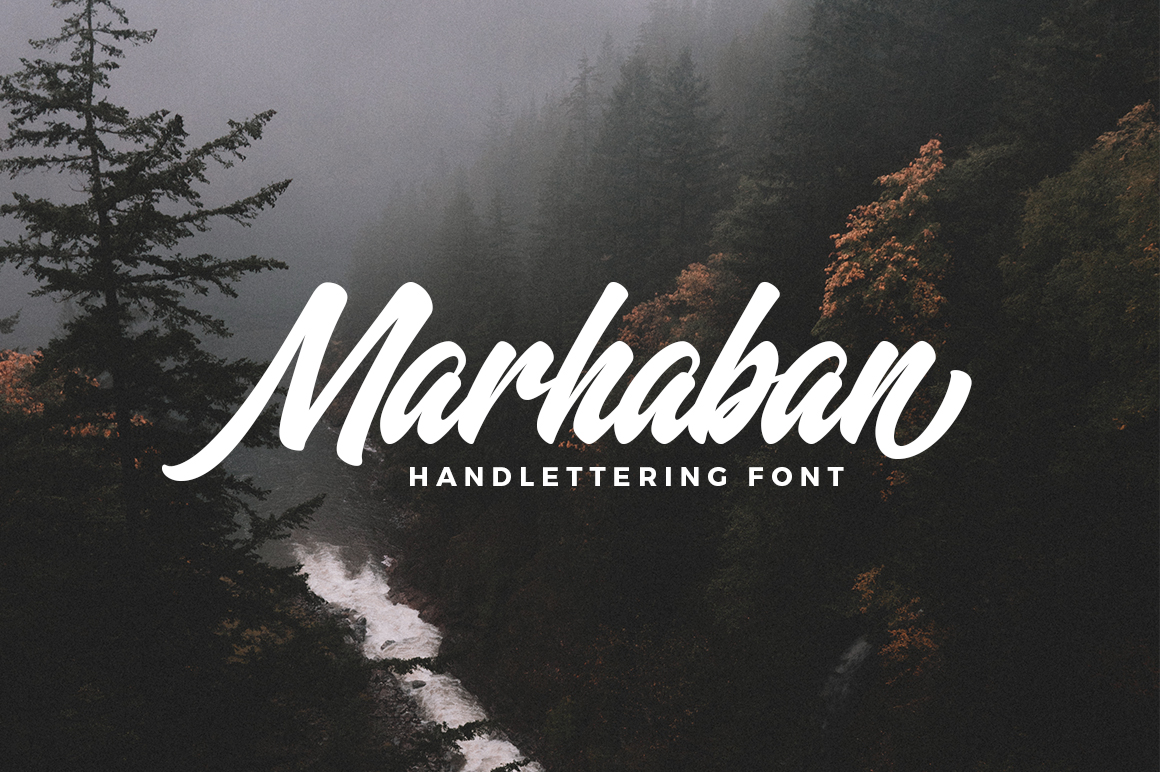 Marhaban Font example image 1