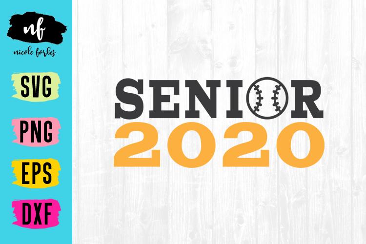 Senior 2020 Graduation SVG Bundle example image 10