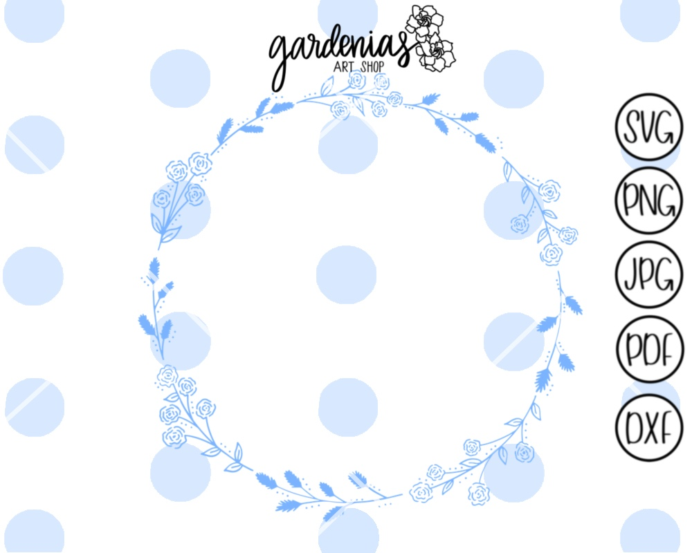 Laurel Wreath Banner Mini Bundle example image 7