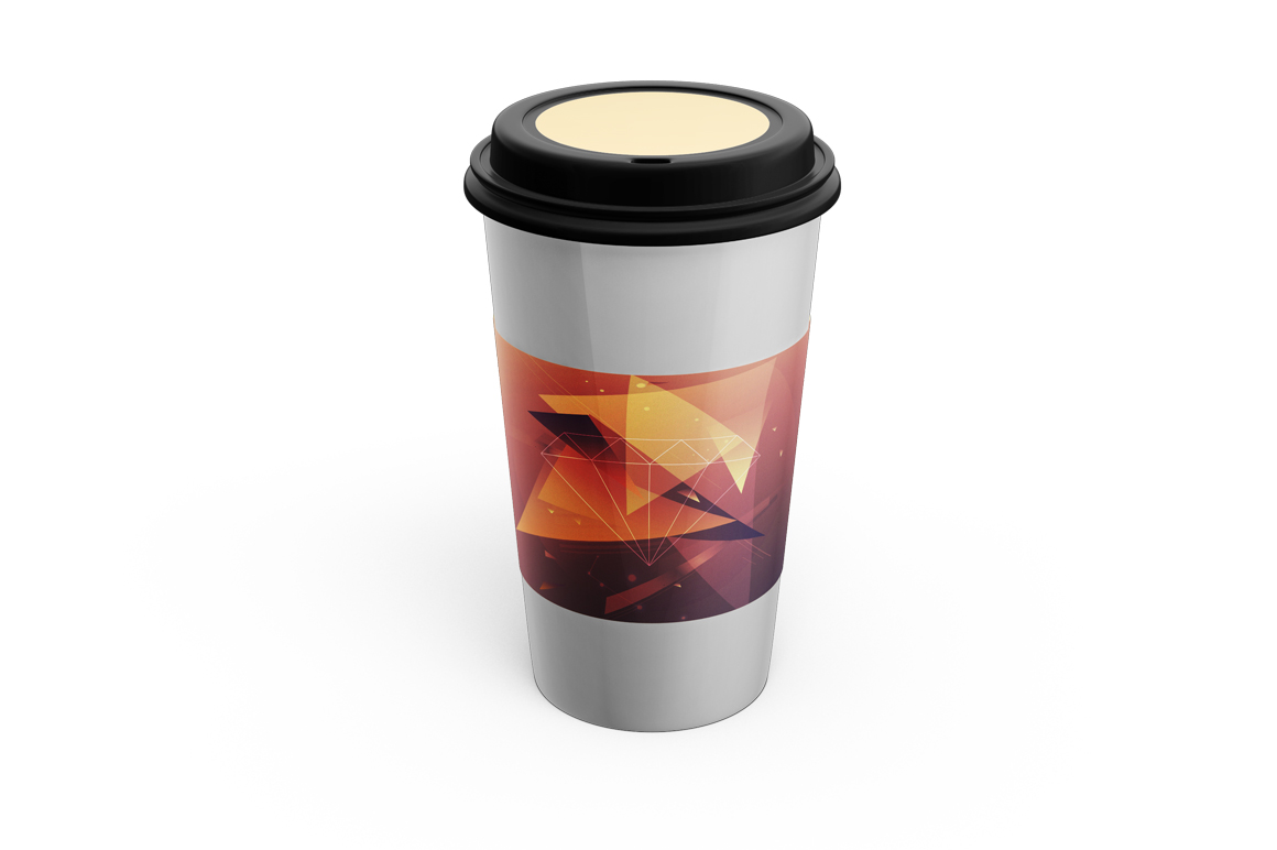 Caffee Cup Mockup example image 4