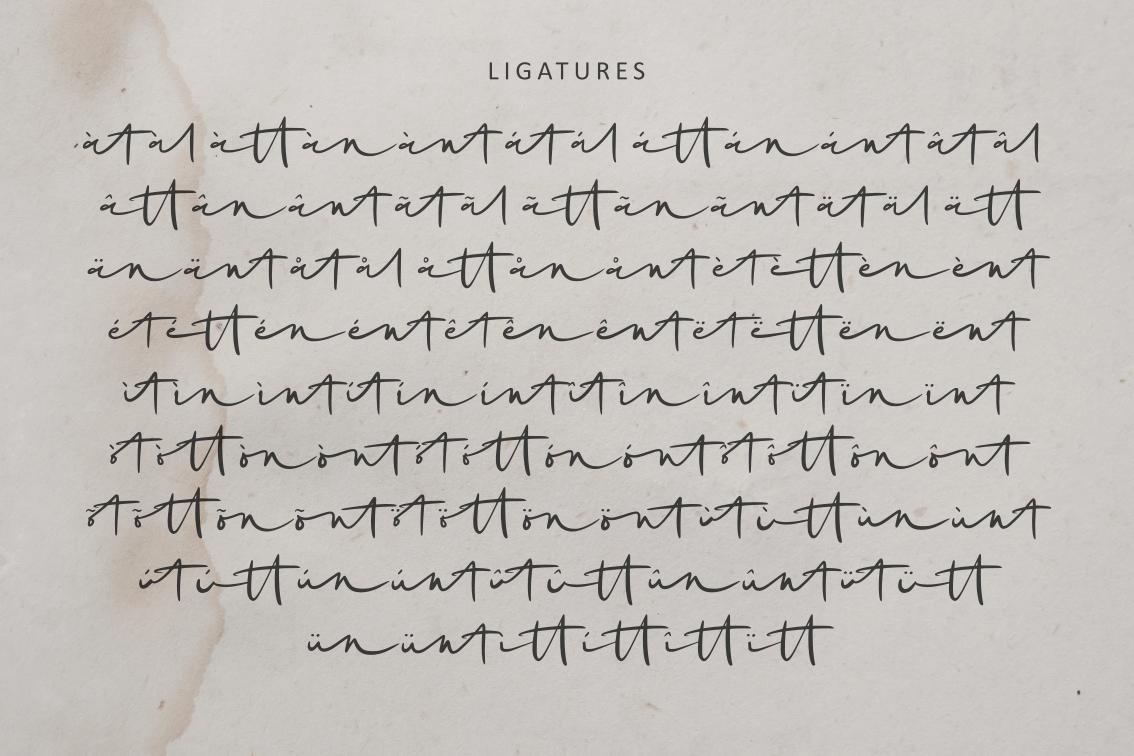 Mrs. Santhi -Fancy Signature- example image 12