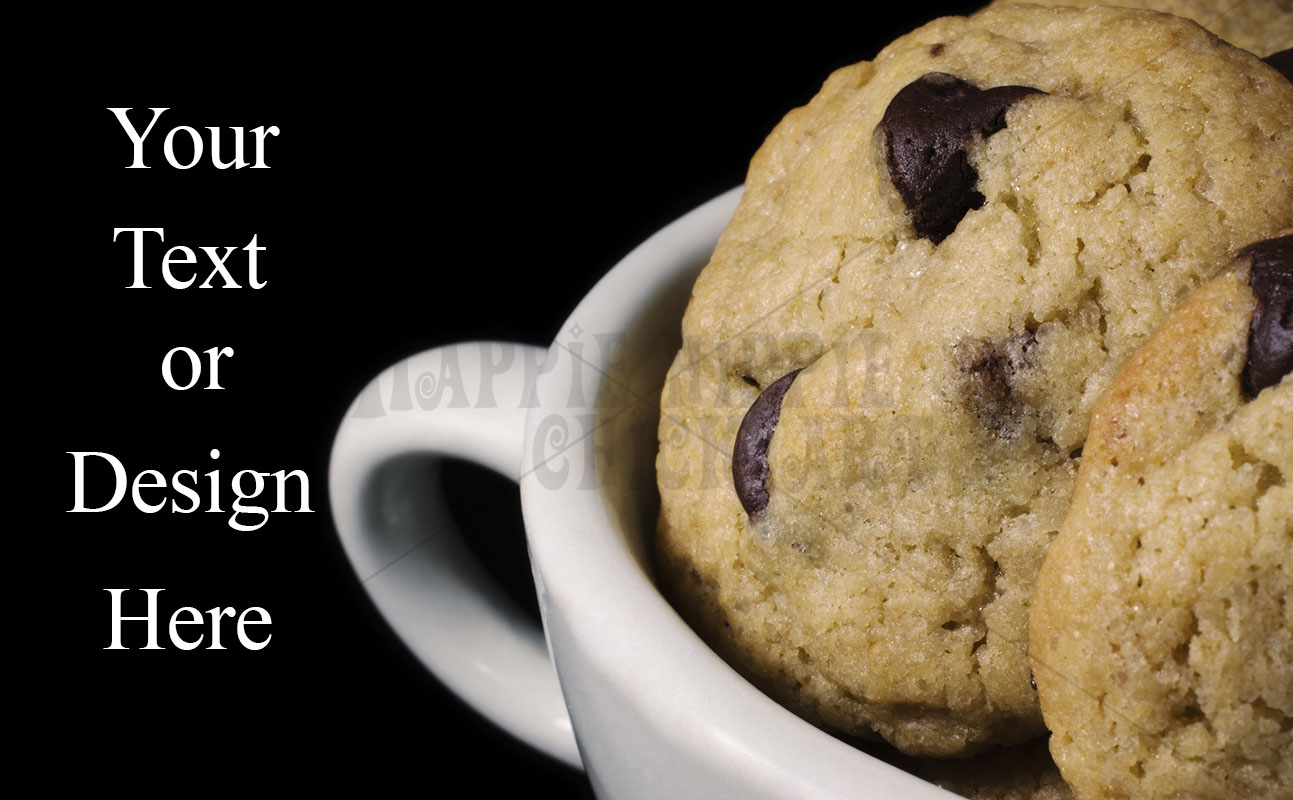 Chocolate Chip Cookies in a Mug Photo example image 1