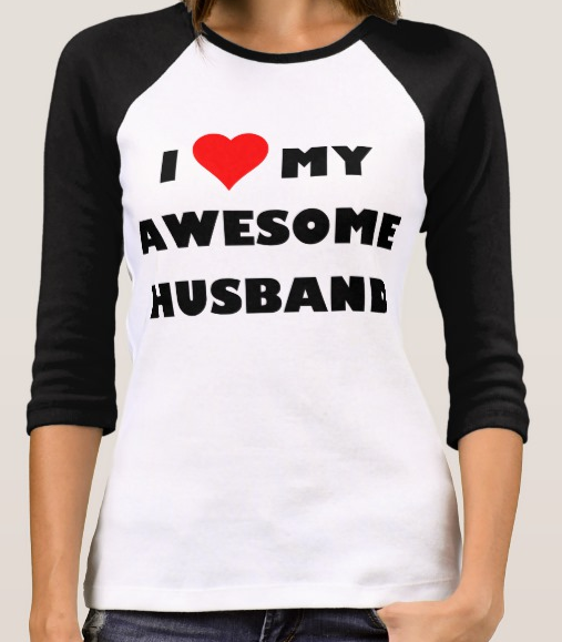 I love my awesome wife/husband example image 2