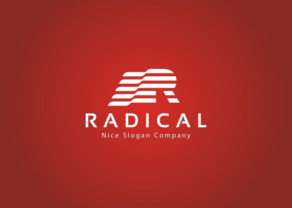 RADICAL - R Letter Logo example image 2