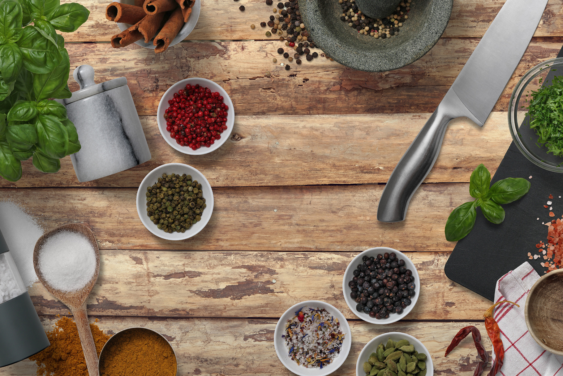 Herbs & Spices - Isolated Food Items example image 10