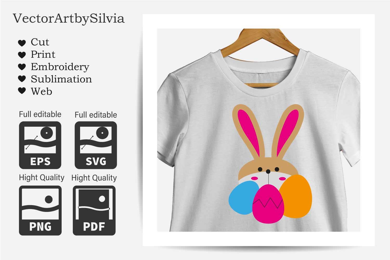 Easter Bundle - Cut Files - 5 Designs example image 4