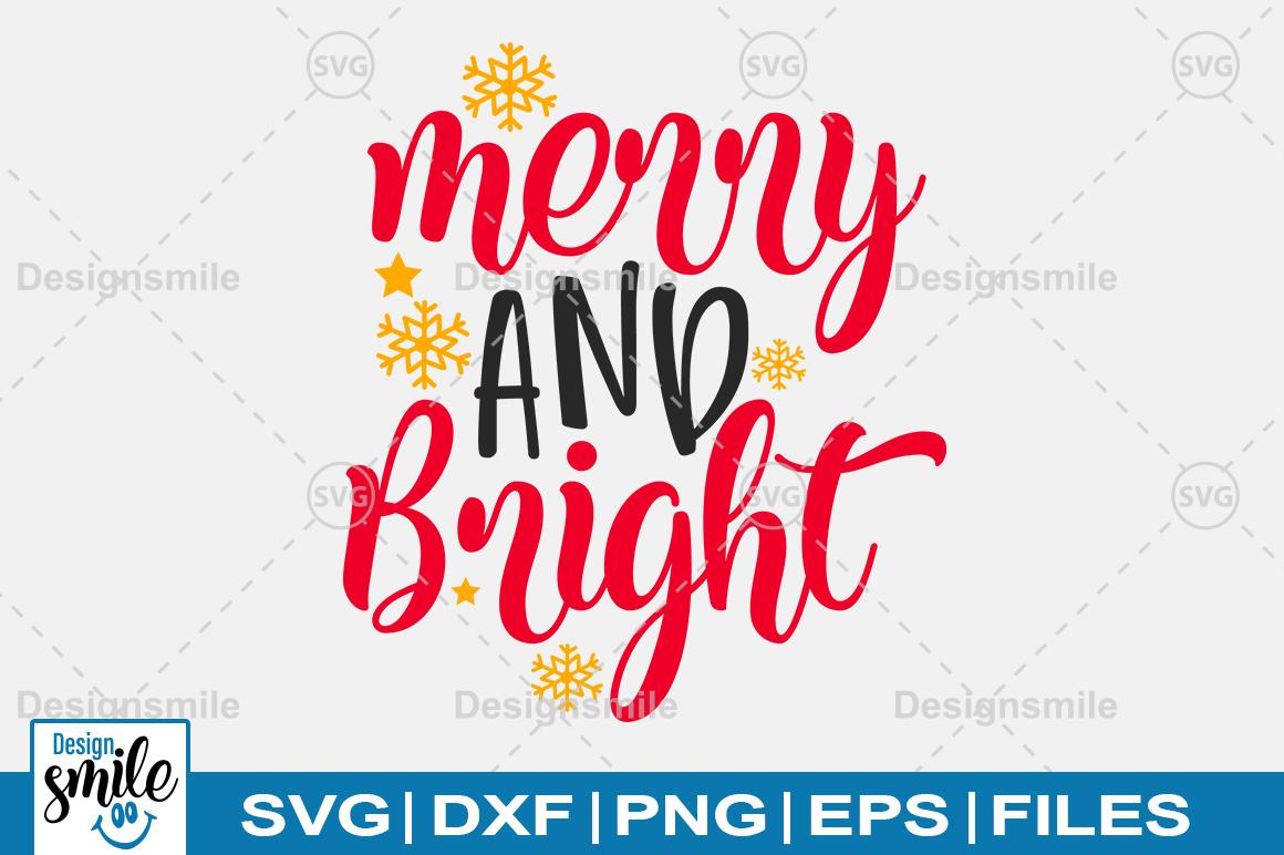 Big Christmas Bundle svg - Christmas svg - Cut File example image 13